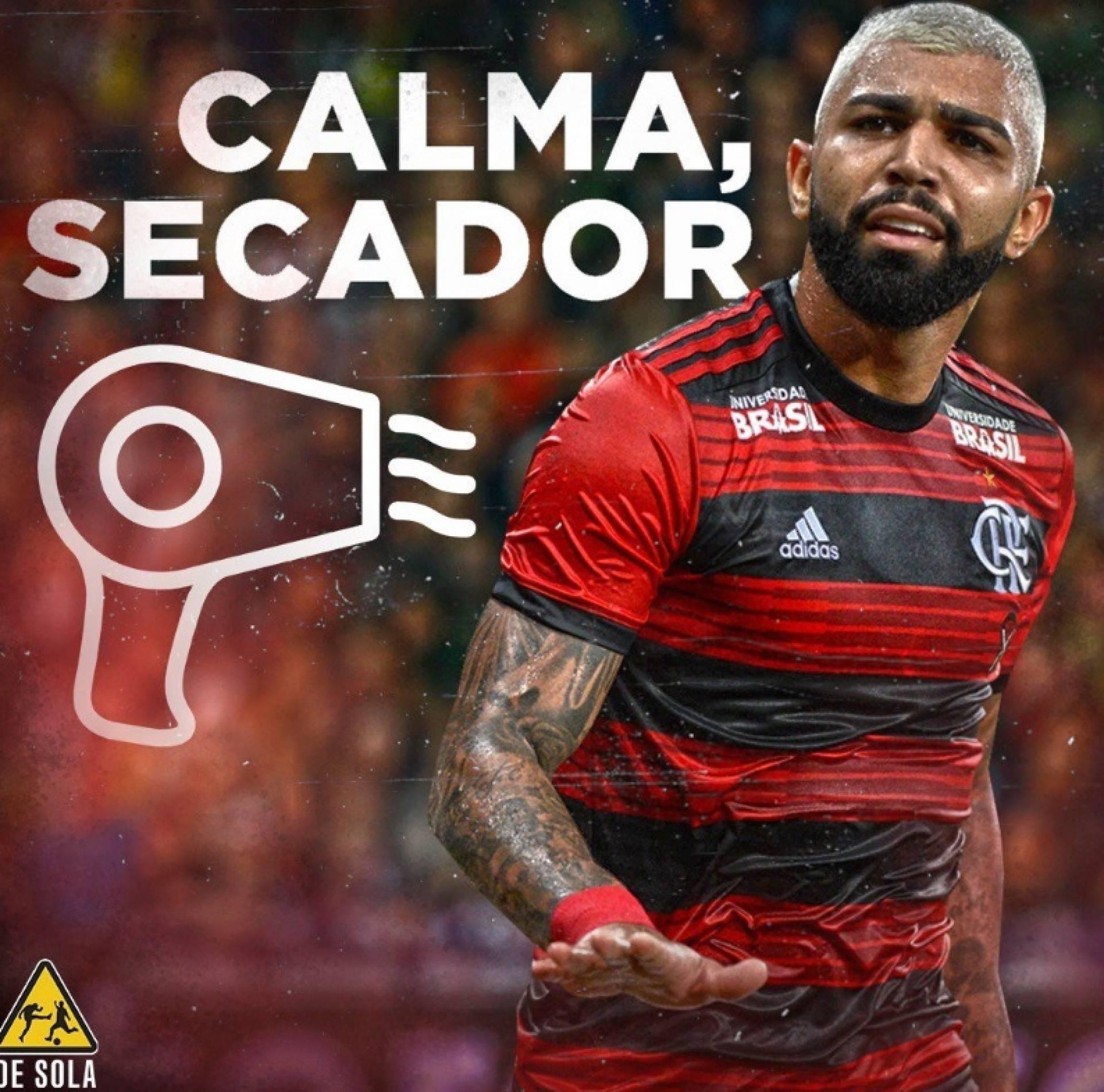 Memes! Torcedores do Flamengo tiram onda após ...