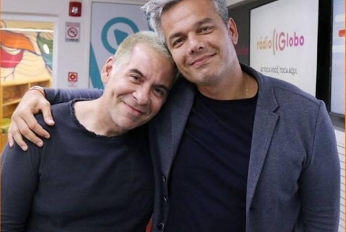 Leandro Hassum e Otaviano Costa
