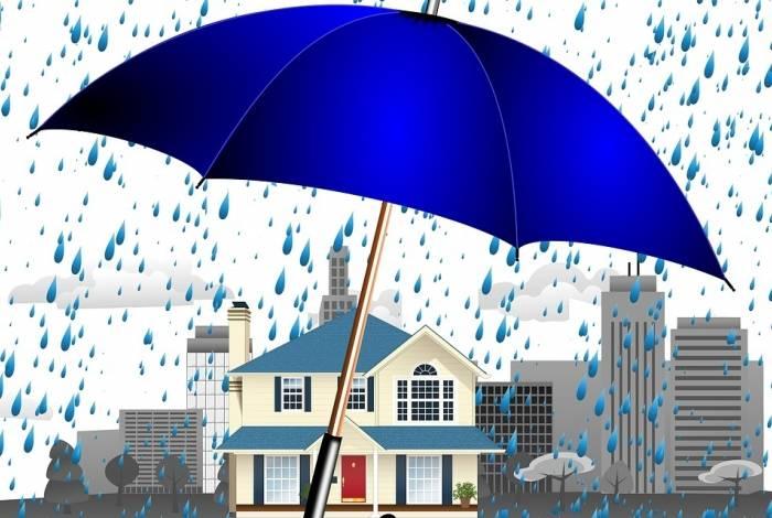 Manutenções do condomínio garantem tranquilidade em dias de chuvas fortes