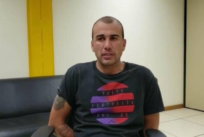 Jeremias foi preso suspeito de participação do roubo e morte da estudante de direito Marcela de Souza Oliveira