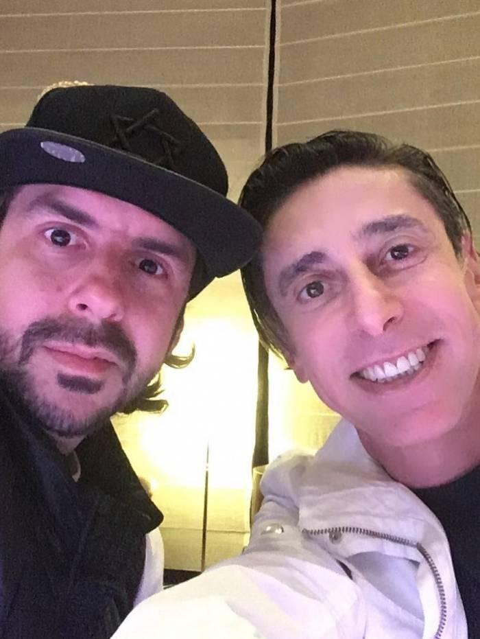 Cassio Scapin e Diego Redondaro