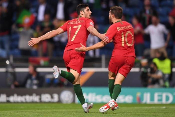 Portugal vence Holanda e conquista a Liga das Nações