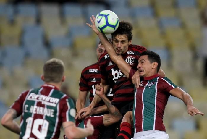 Flamengo e Fluminense