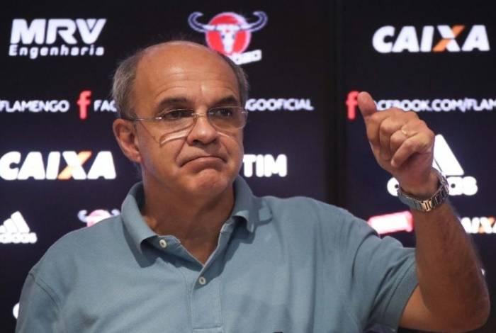 Ex-presidente Eduardo Bandeira de Mello