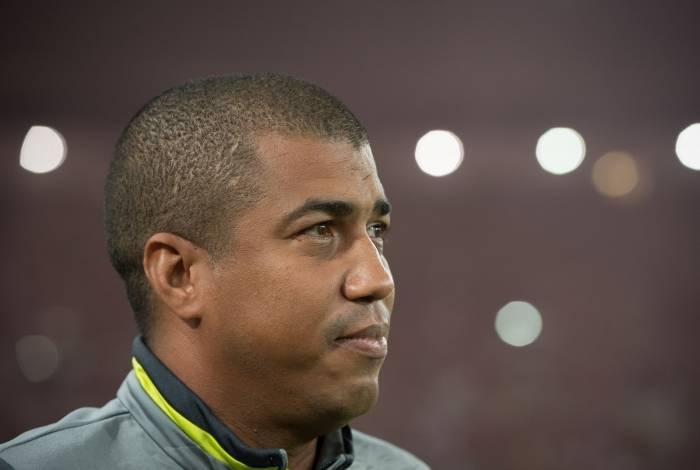 Marcelo Salles comandou Flamengo contra Fortaleza, Corinthians, Fluminense e CSA