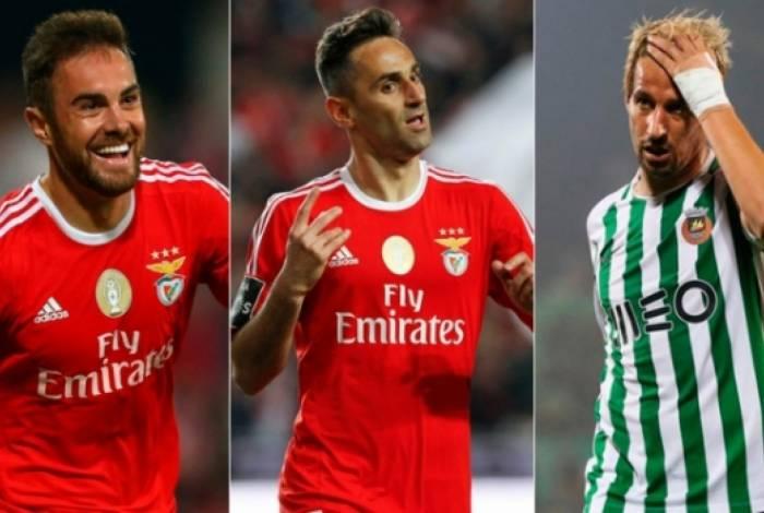 Trio entra na mira do Flamengo