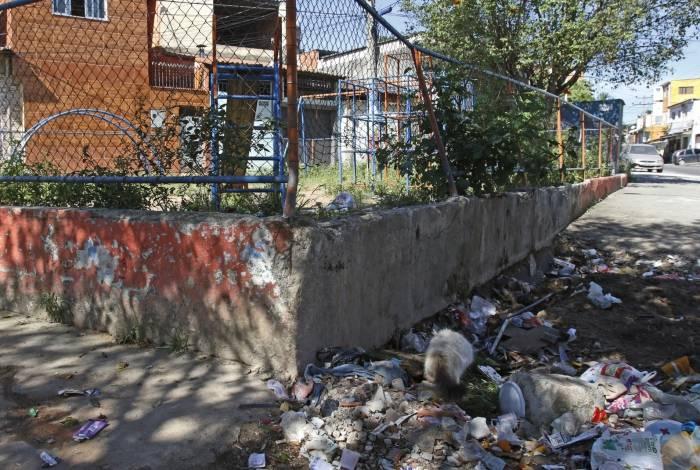 Rio de Janeiro - RJ  - 13/06/2019 - Administraçao publica irresponsavel geral inumeros problemas em Belford Roxo -  Foto Reginaldo Pimenta / Agencia O Dia