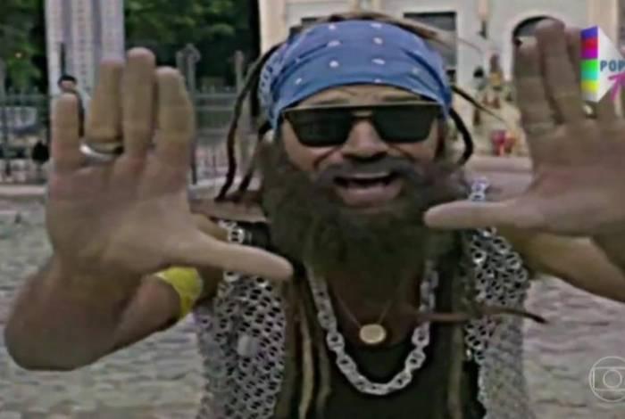 Beto Falcão, de 'Segundo Sol', aparece em 'Verão 90'
