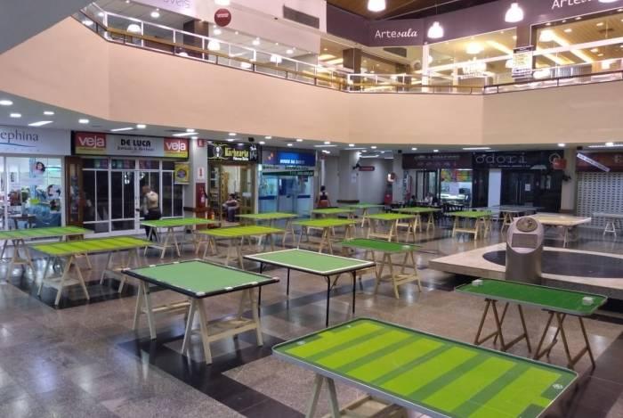 O evento será realizado na galeria do Supermercado Extra Boulevard: entrada franca