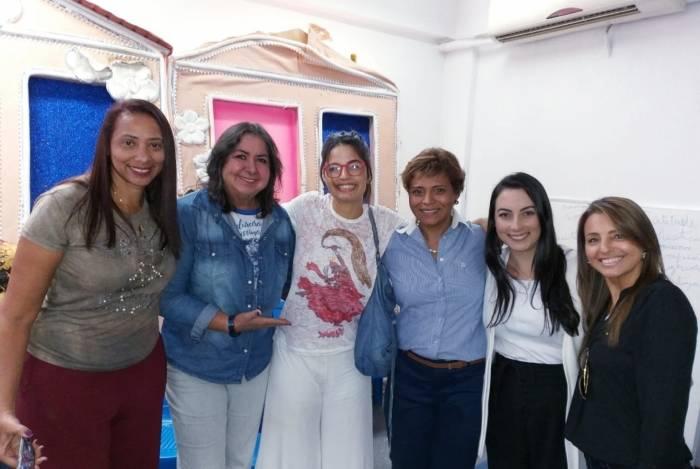 Lançamento do projeto Portela Delas marca ampliação do trabalho social da agremiação