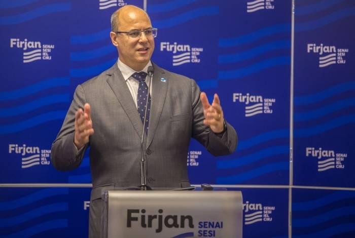 Wilson Witzel afirma que novas reformas serão necessárias