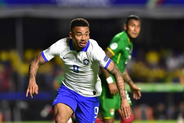 Brasil venceu a Bolívia