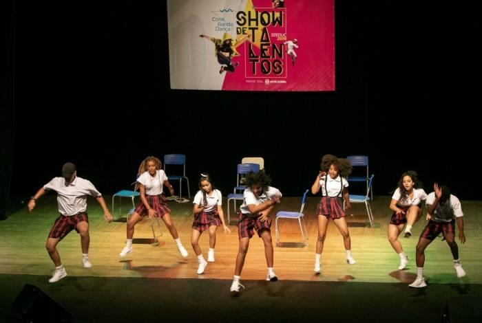 Alunos das escolas estaduais são incentivados a participar de eventos culturais