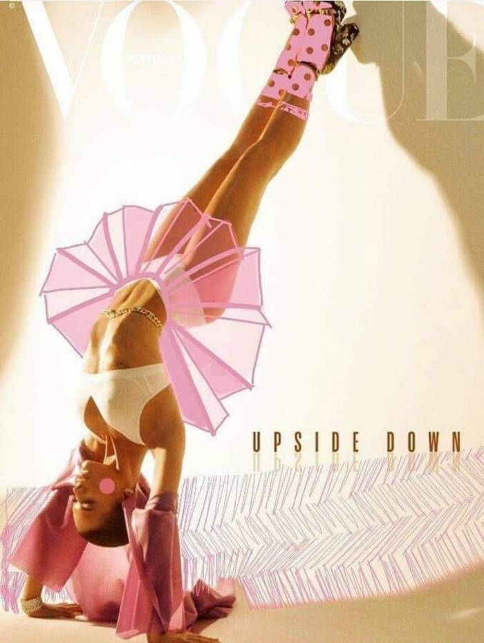 Bruna Marquezine na capa da 'Vogue Portugal'