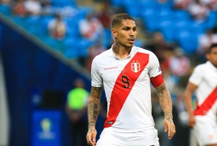 Peru enfrenta o Chile nesta quarta-feira