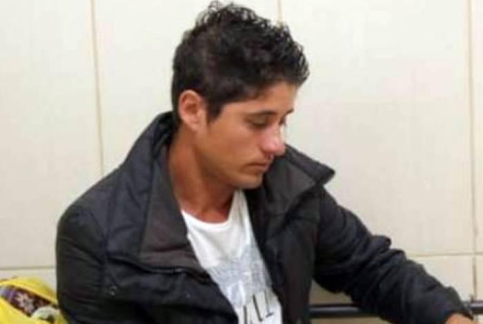 Paulo Fernando foi preso no interior de São Paulo
