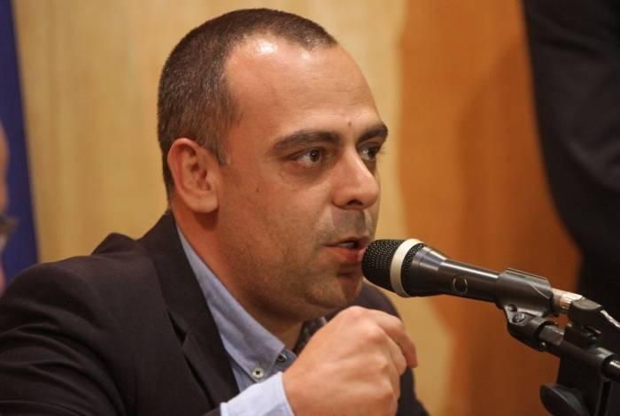 O presidente da Frente Parlamentar para Redução da Carga Tributária, o deputado estadual Anderson Moraes