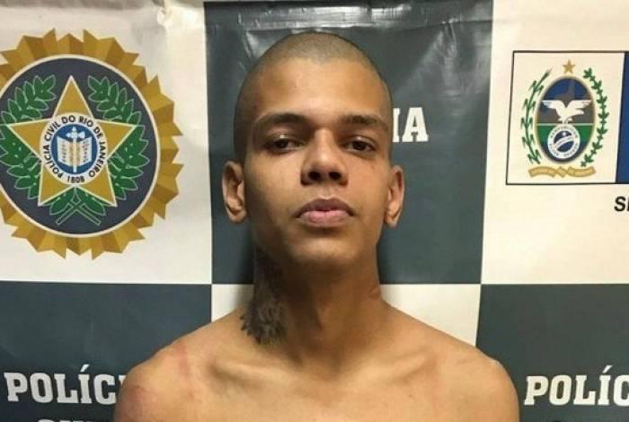 Lucas Andrew tem 24 anos e já foi acusado de tentativa de homicídio contra a mãe de criação