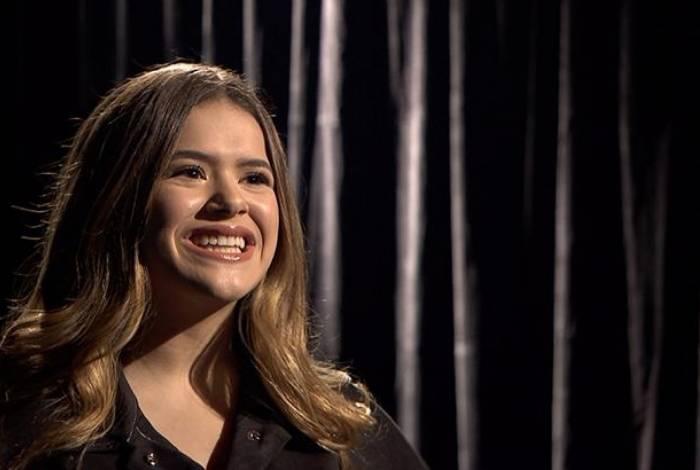 Maisa Silva no 'Conexão Repórter'