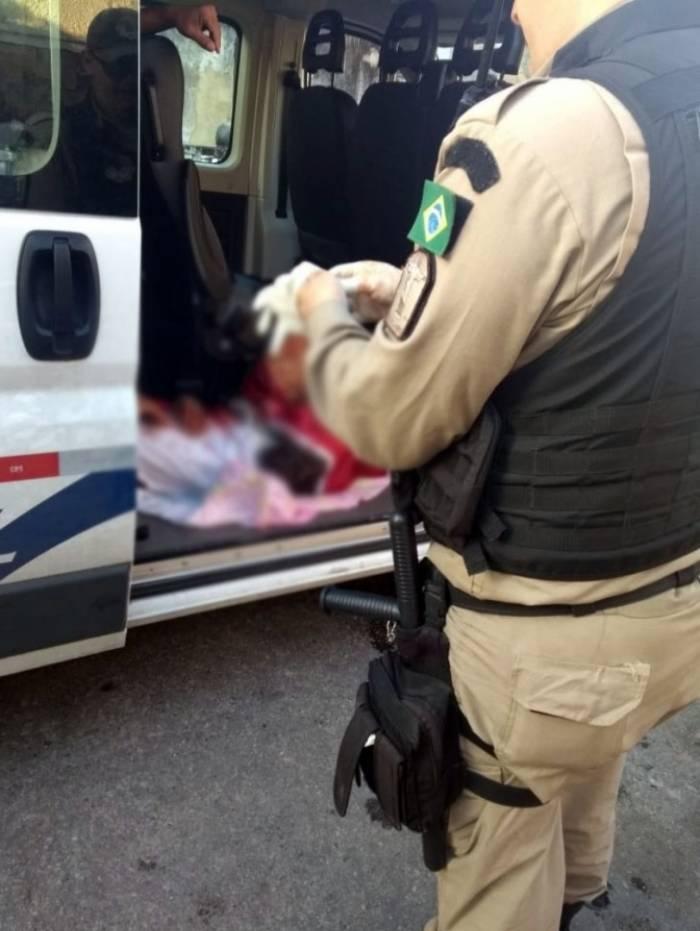 Vítima foi socorrida por guardas municipais do Parque Madureira