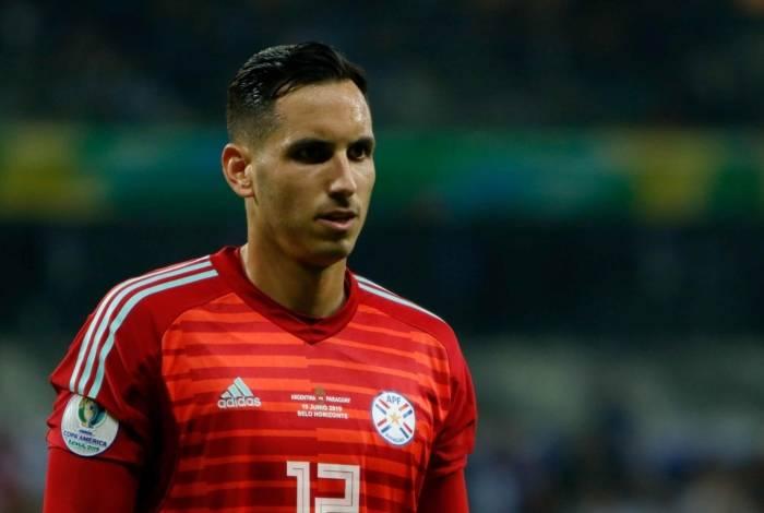 Gatito Fernández se destacou na Copa América
