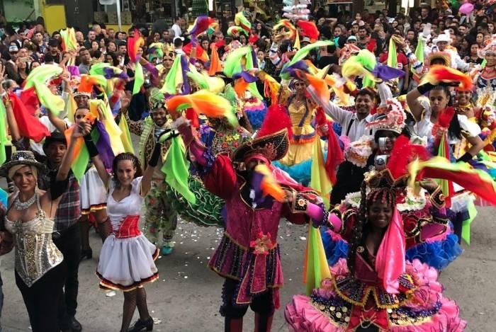 Festa junina da Feira de São Cristóvão
