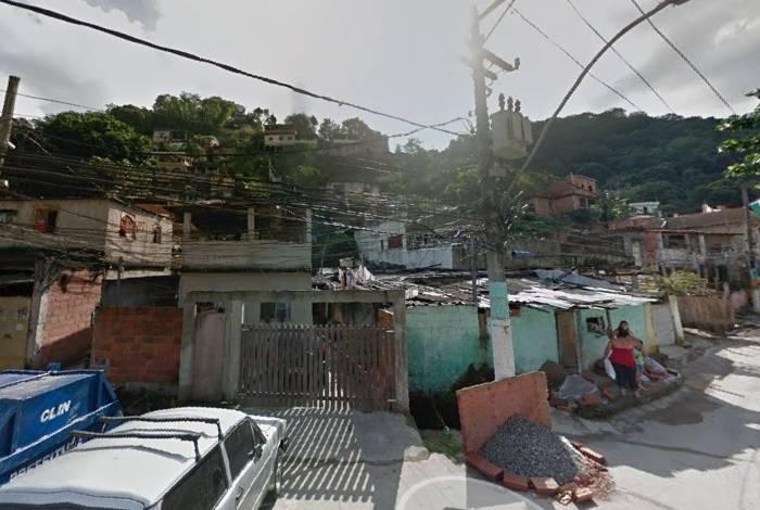 Morro do Viradouro, em Niterói