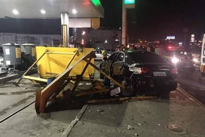 Homem atropelou família em ponto de ônibus de São João de Meriti