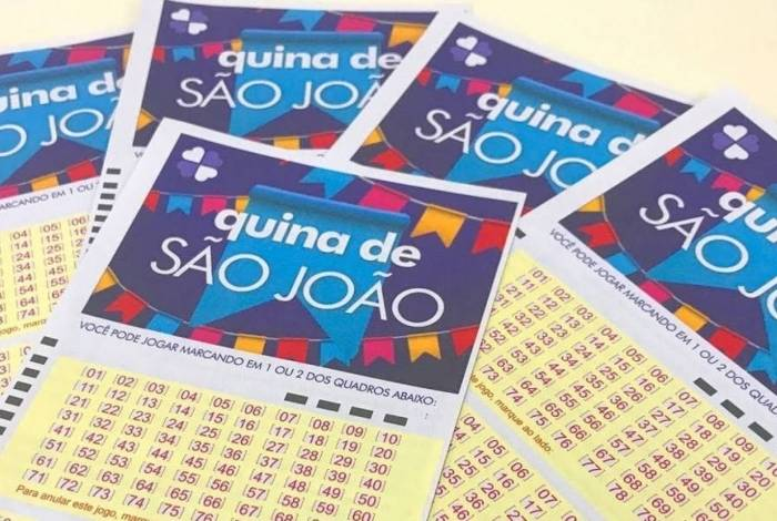 Quina especial de São João pode pagar R$ 140 milhões
