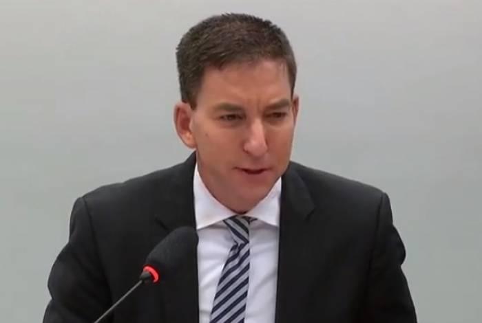 Glenn Greenwald é um dos fundadores do The Intercept Brasil, site responsável pelos vazamentos de conversas entre Sergio Moro e procuradores da Lava Jato