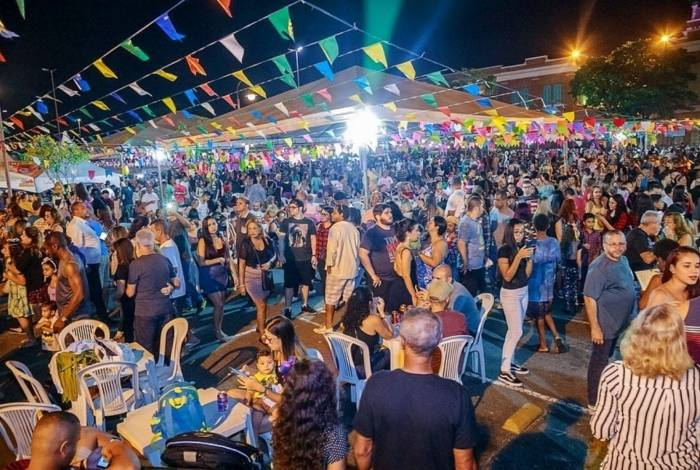 Arraiá Raiz do Bangu Shopping: festa de hoje a domingo