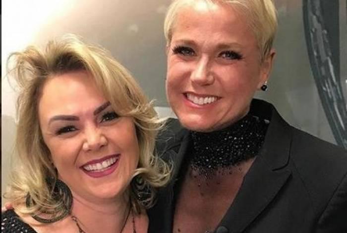 Ana Paula Pituxita e Xuxa