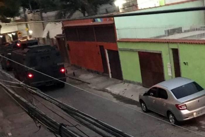 Traficantes foram mortos durante operação da PM no Morro do Dendê