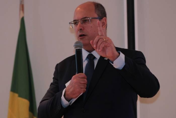 Governador Wilson Witzel garantiu 13º do Executivo em dezembro