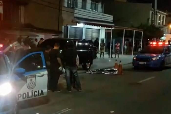 Marcelo da Silva Rangel foi morto na altura da estação Asa Branca do BRT Transolímpico