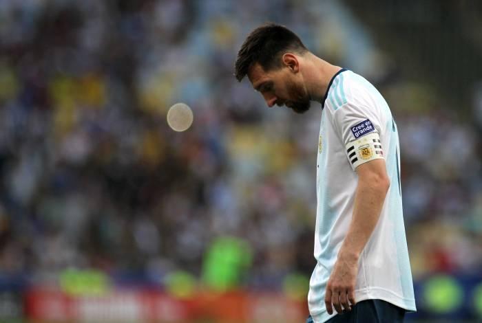 Argentina enfrenta o Brasil nesta terça