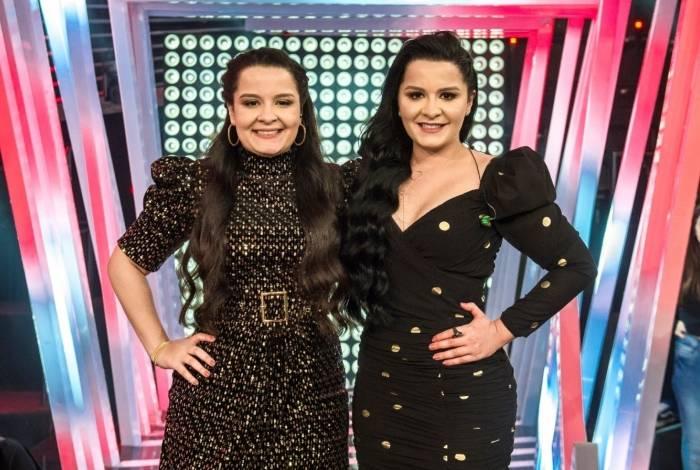 Maiara & Maraisa comandam nova temporada de 'Só Toca Top'