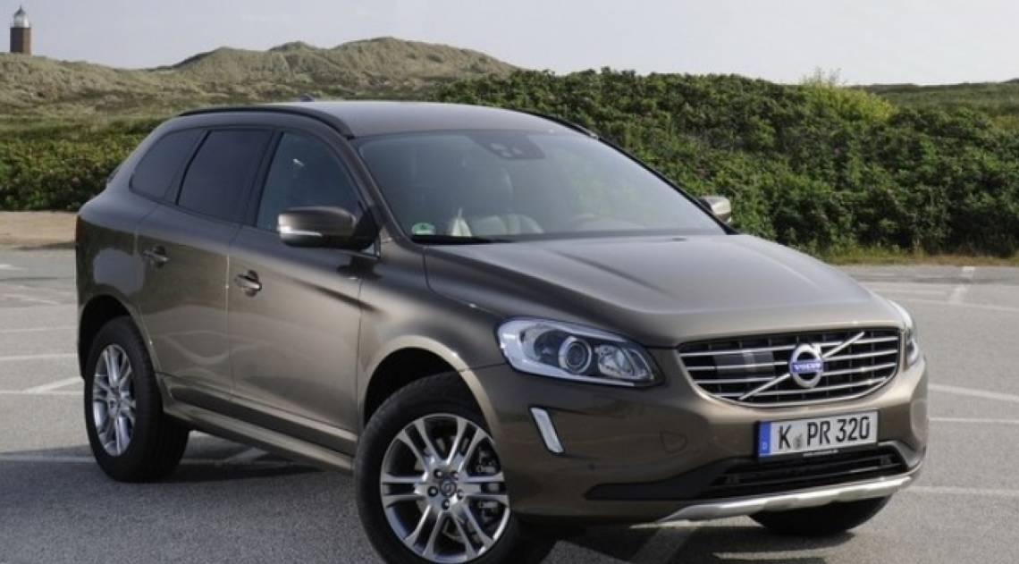 A primeira geração do Volvo XC60 foi um dos grandes destaques na história da marca sueca