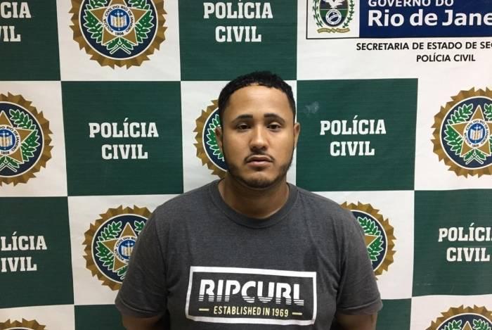 Suspeito de tráfico foi preso na Baixada