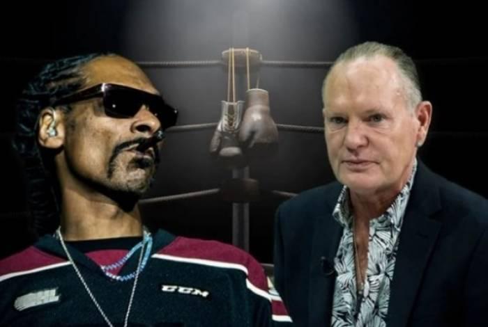 Paul Gascoigne x Snoop Dog a briga que irá opôr álcool x maconha