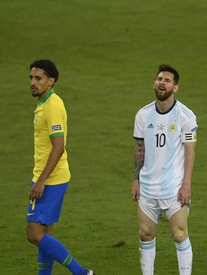 Ídolo não  se escondeu após derrota para o Brasil na semifinal no Mineirão