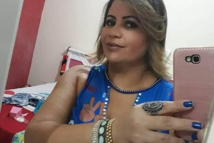 Regiane da Silva Santos foi assassinada pelo ex-marido, Paulo Rangel, com cinco tiros dentro de uma academia
