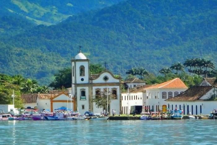 Paraty (foto) e Ilha Grande ganham título de Patrimônio Mundial da Unesco