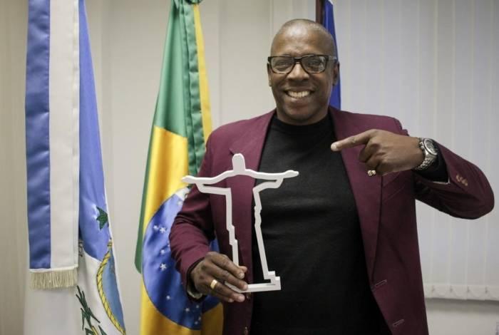 Sandro Capadócia, assessor especial da Setur-RJ