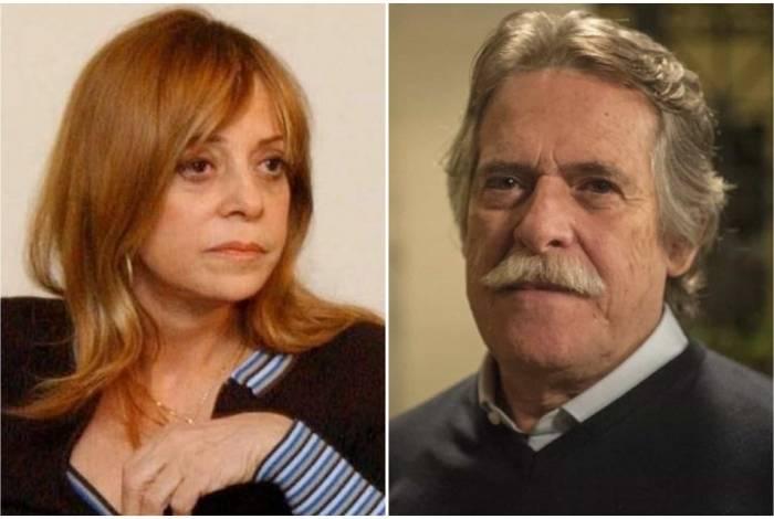 Gloria Perez, José de Abreu