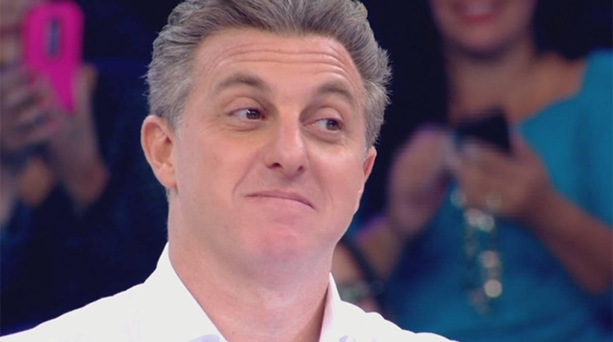 Luciano Huck - Globo/Divulgação