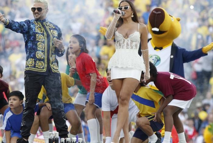 Rio de Janeiro - RJ  - 07/07/2019 - Futebol - Copa America 2019 - partida valida pela final - Brasil x Peru -  Estadio Maracana, Maracana, zona norte do Rio -  Foto Reginaldo Pimenta / Agencia O Dia