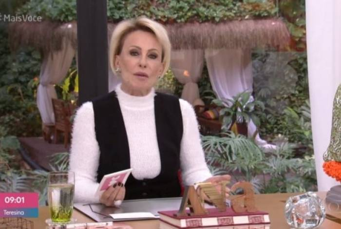 Ana Maria Braga chama João Gilberto de Gilberto Gil