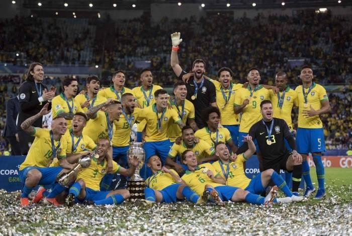 O Brasil conquistou o nono título da Copa América, mas precisa evoluir para reconquistar o 'mundo'