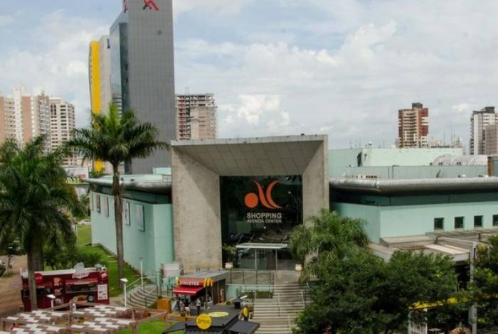 Crime aconteceu no cinema do shopping Avenida Center, em Dourados